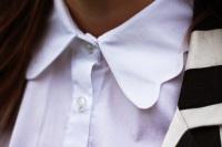 fashion outfit zara Asos blazer collar brogues blogger