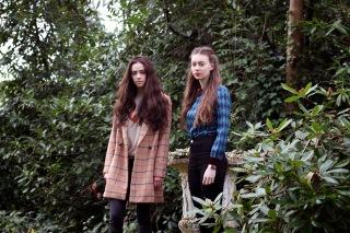Miss Patina fashion vintage woods Grace Mandeville Sisters Amelia