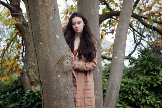 Miss Patina coat tree darlington coat